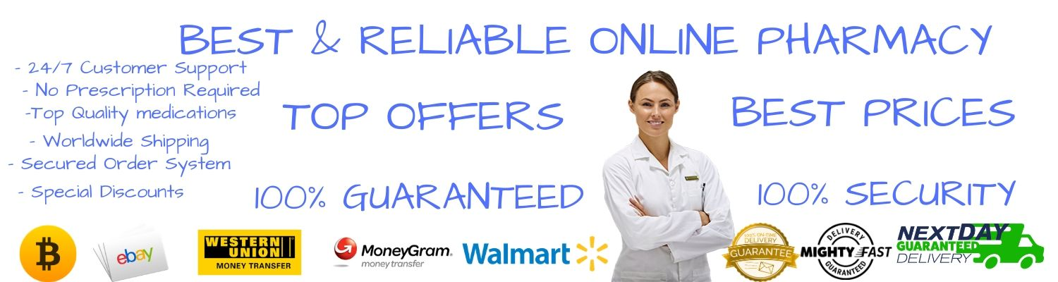 BEST & RELIABLE ONLINE PHARMACY