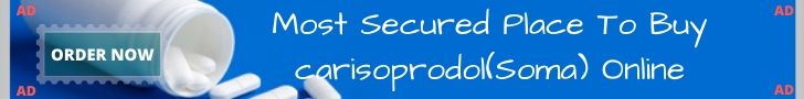 Most Secured Place To Buy carisoprodol(Soma) Online